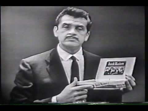 Ernie Kovacs' Holiday Commercial for Dutch Masters Cigars