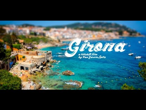 Vídeo Blog Trip Costa Brava Pirineu de Girona Pau Garcia Miniature