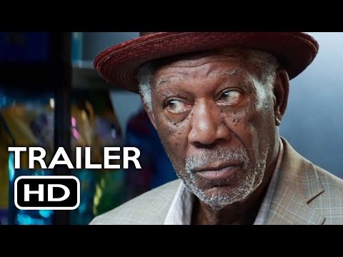 Going in Style  movie (2017) Morgan Freeman, Christopher Lloyd Comedy Movie