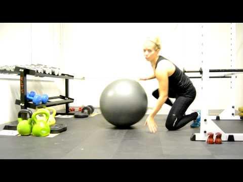 övningar för att träna rumpan