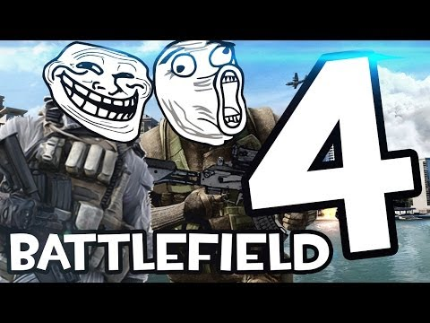 Trolls en Battlefield 4
