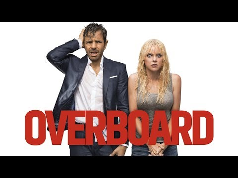 Preview Trailer Overboard, trailer ufficiale italiano