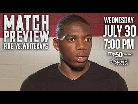 Video: Sean Johnson and Lovel Palmer preview a match-up vs. Vancouver Whitecaps | Match Preview