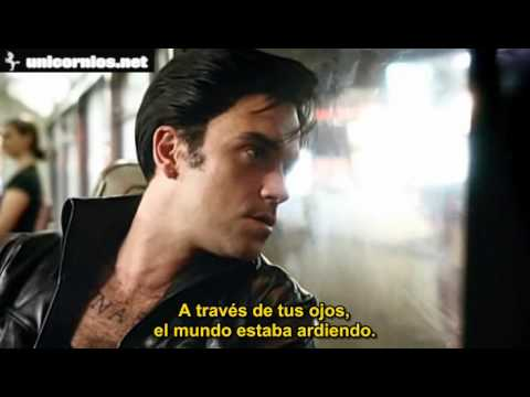 Robbie William a nuestro Elvis