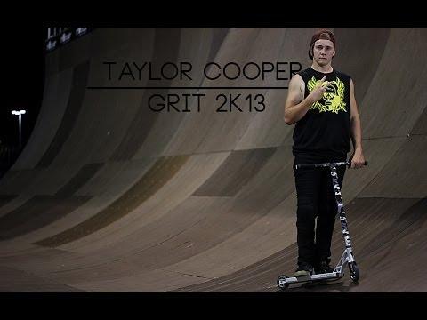 Taylor Cooper | Grit Web Edit 2K13