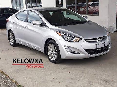 Pre-Owned 2015 Hyundai Elantra GL