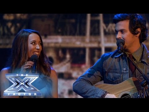"""Alex & Sierra Sing The """"Best Song Ever"""" – THE X FACTOR USA 2013"""