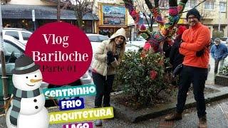 Oi gente, esse é o primeiro dos vídeos da viagem a Bariloche. A viagem foi muito legal. Bari é linda e a viagem foi demais com as paisagens, muita neve e ...