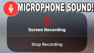 Video HOW TO RECORD iPhone SCREEN WITH MICROPHONE SOUND? TUTORIAL! MP3, 3GP, MP4, WEBM, AVI, FLV November 2018