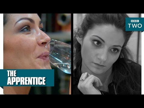 Frances vs. Gin - The Apprentice 2016: You're Fired - Episode 10 | BBC Two