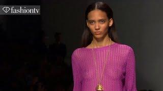 Cora Emmanuel: Model Talk | S/S 2013 | FashionTV