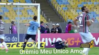 Fluminense 0 x 2 Grêmio - Melhores Momentos & Gols - Brasileirão Série A 2017