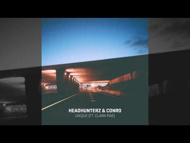 Headhunterz & Conro - Unique Feat. Clara Mae [Official]