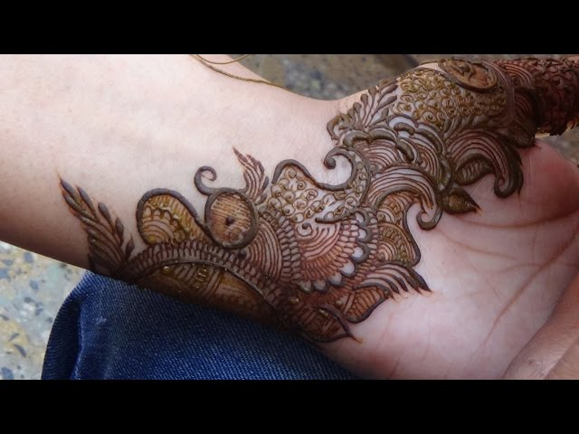 Mehndi Designs Upper Hand : Pakistani indo arabic mehndi design m mp downloadonline