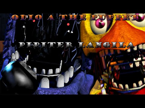 the puppet (piter langila) l Five Nights at Freddy's 3 parte 2 l VRO