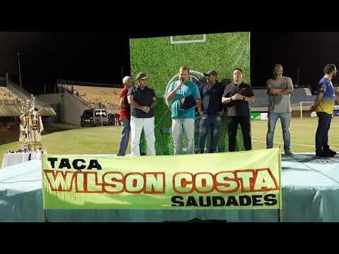 Palmas conquista título do Estadual 2019 – Taça Wilson Costa