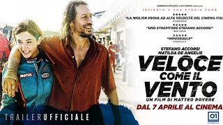 Nonton Veloce Come Il Vento  2016  Di Matteo Rovere   Trailer Ufficiale Hd Film Subtitle Indonesia Streaming Movie Download