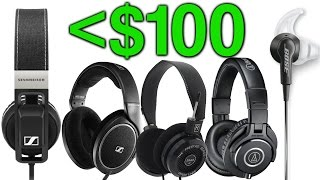 Video Top 5 Headphones Under $100! MP3, 3GP, MP4, WEBM, AVI, FLV Juni 2018
