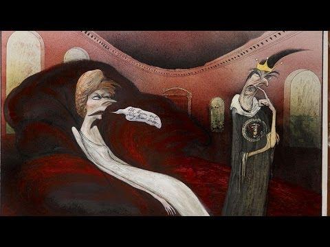 The World: Cartoonist Ralph Steadman draws American presidents