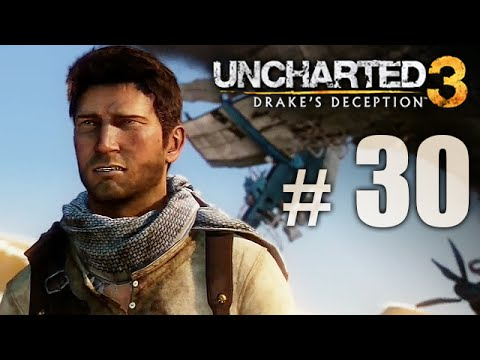 Drake's Deception - Uncharted 3: Drake's Deception Tizennyolcadik fejezet - A Rub' al Khali
