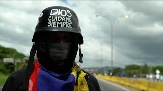 """Documental BBC Mundo – """"La Resistencia"""" que protesta contra el gobierno de Venezuela"""