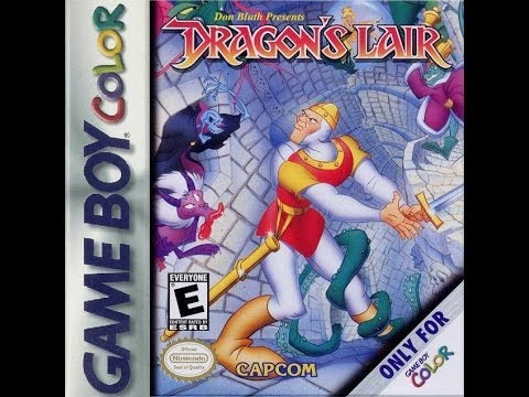 dragon's lair the legend game boy