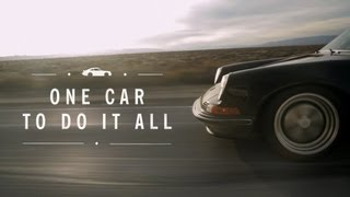 Porsche 911: One Car to Do It All