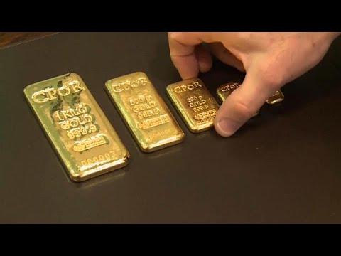 Gold glänzt nach Scharmützeln in Nahost