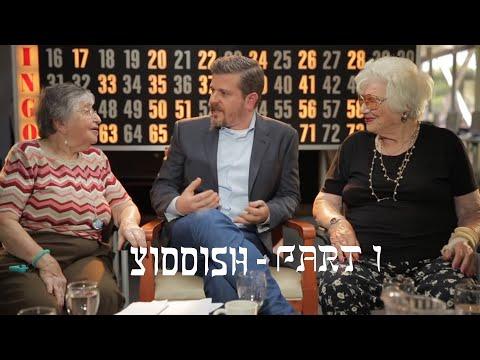 Watch: Elderly Jews Explain Yiddish Words