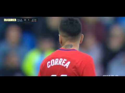 Malaga vs Atletico Madrid 0 1 All Goals & Highlights 10 02 2018 HD