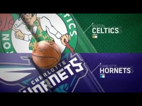 NBA: Boston Celtics vs Charlotte Hornets