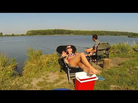 девочку с собой на рыбалку
