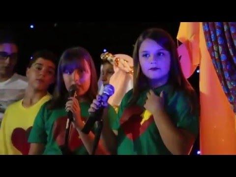 Cantata de Natal 2015 - Igreja em Manhuaçu