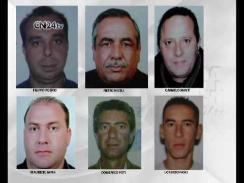 'Ndrangheta, colpo alla cosca Rodà-Casile. 26 Arresti nel reggino