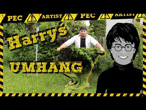 Harry Potter´s Zauberumhang | Unsichtbar durch magischen Umhang | Grindelwalds Verbrechen