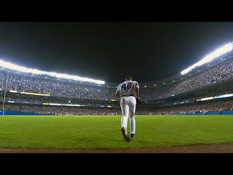 Video: Rivera records the final three outs at old Yankee Stadium