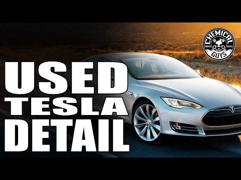 Guide til blank Tesla