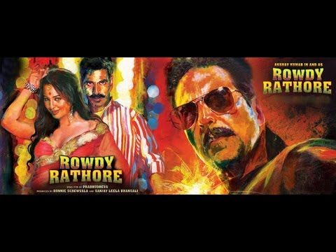 0 | Trailer Movie Sonakshi Sinha rowdy rathore Akshay Kumar