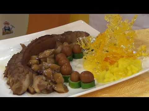第十四届粤港澳专业厨艺大赛-记者会