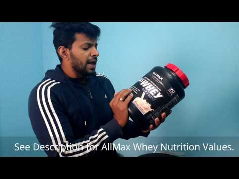 AllWhey Classic Pure Whey Protein - Review by Dheeraj(Telugu)