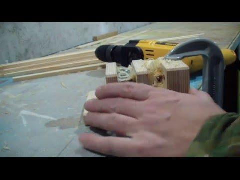 Как сделать круглым черенок