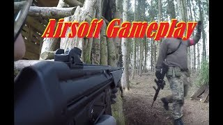 Schneverdingen Germany  City pictures : Airsoft Schneverdingen Germany (Garten Eden) Schwaben Arms SAR M41/43 S-AEG