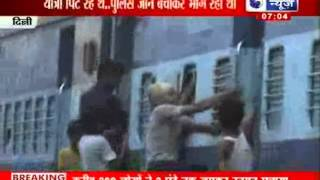 Rohtak India  city pictures gallery : India News : Mob attacks Delhi-Rohtak train