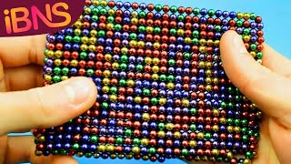 Video Playing with 1000 mini magnetic balls! (pt. 2, ASMR with 1000 oddly satisfying buckyballs) MP3, 3GP, MP4, WEBM, AVI, FLV Februari 2018