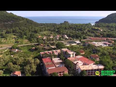 Villaggio a Palinuro: appartamenti vacanze del Residence Trivento nel Cilento