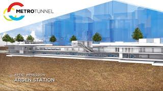 Arden station animation