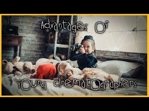 The advantages of young cinematographers || Spotlight