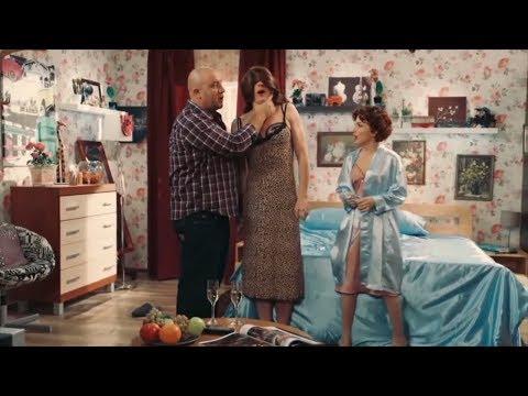 Неравный брак супруги подают на развод - НЕЛЕПАЯ ИЗМЕНА МУЖА - ЮМОРИСТИЧЕСКИЙ СЕРИАЛ НА ТРОИХ - DomaVideo.Ru