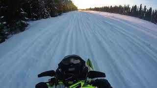 8. 2018 Ski-Doo Freeride 154 850 E-TEC Shot testailua