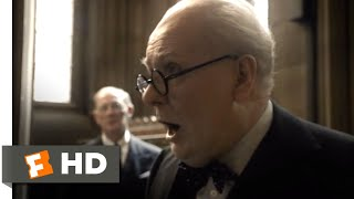 Nonton Darkest Hour (2017) - Death Before Disarmament Scene (9/10) | Movieclips Film Subtitle Indonesia Streaming Movie Download